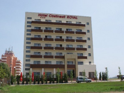 Hotel COSTINESTI ROYAL